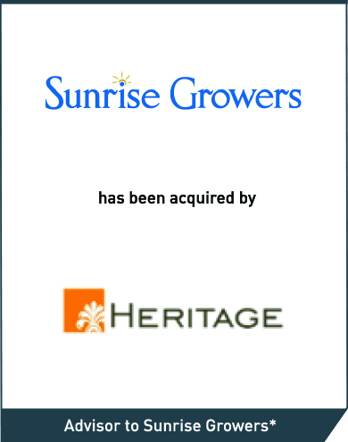 Sunrise Growers