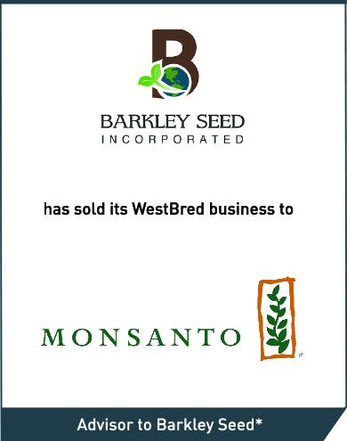 Barkley Seed