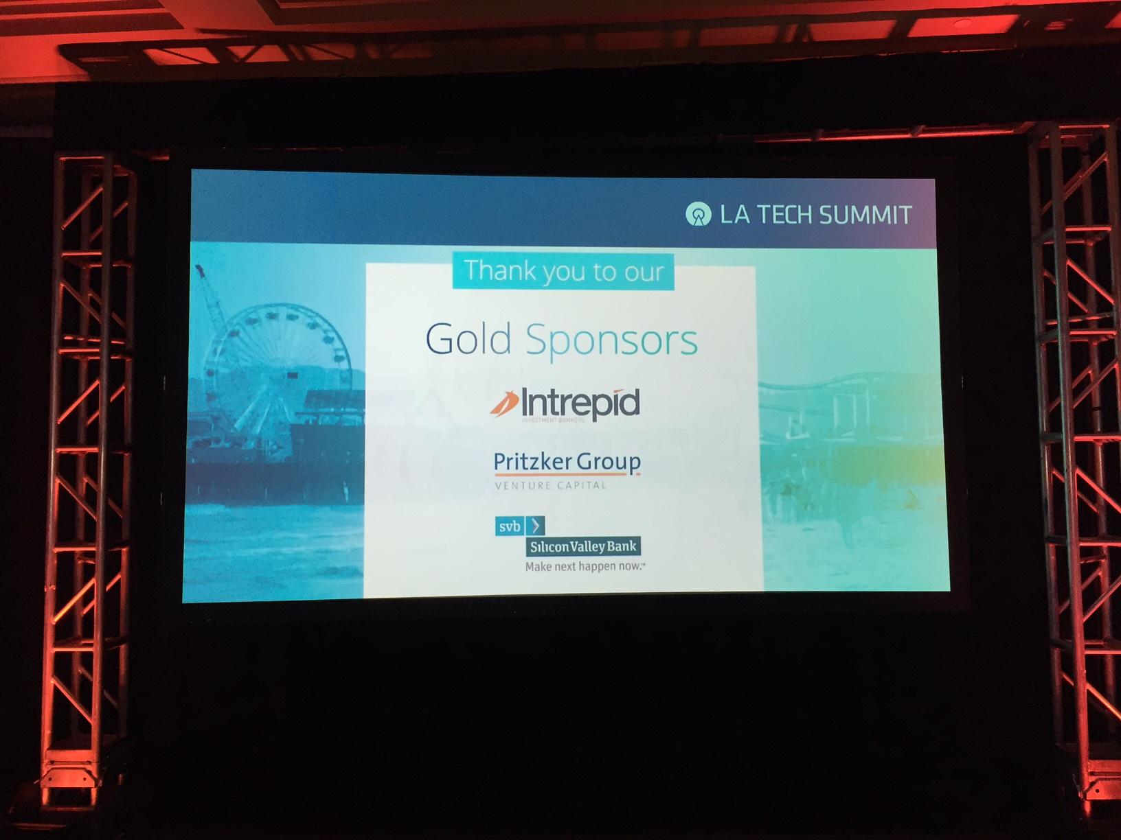LA Tech Summit for Entrepreneurs, Venture Capitalists and Startups