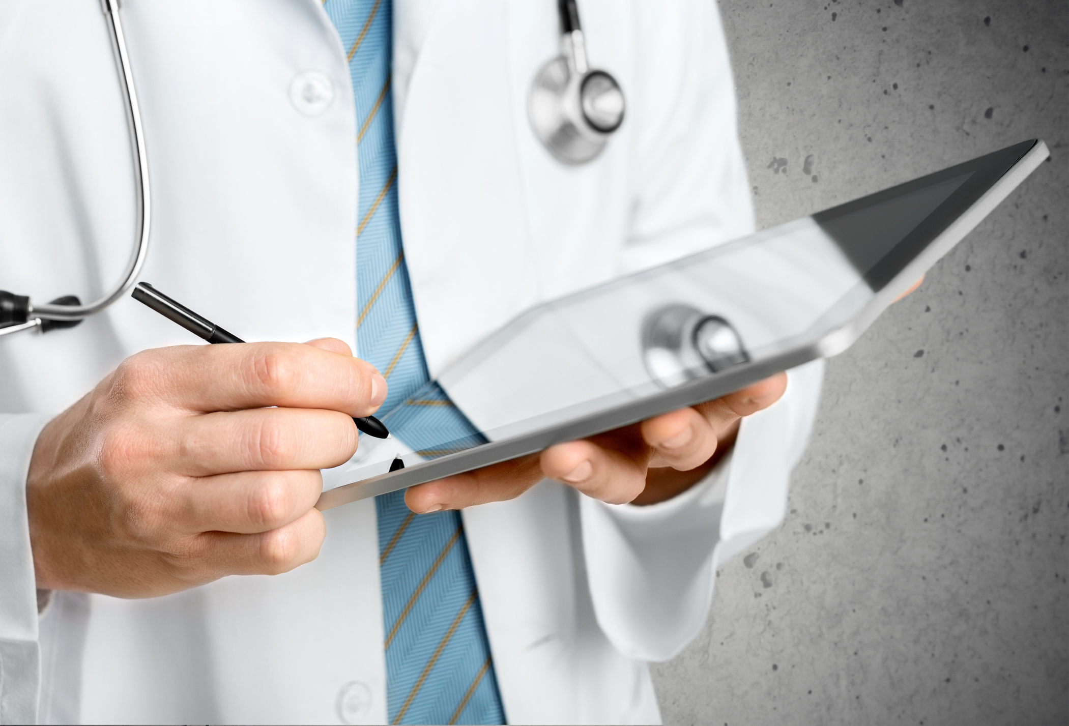 Doctor, Healthcare And Medicine, Note Pad.