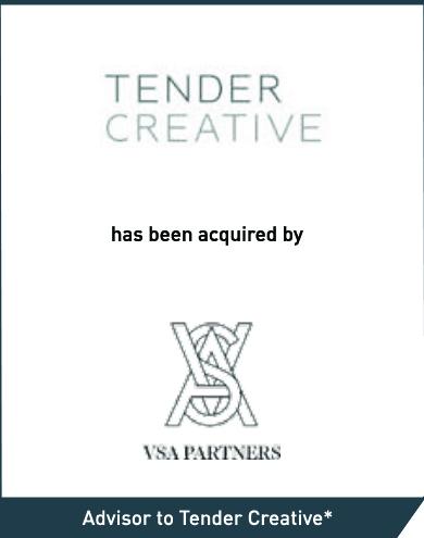 Tender Creative
