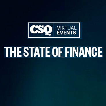 "Virtual Event – CSQ Speaker Series ""The State of Finance"""