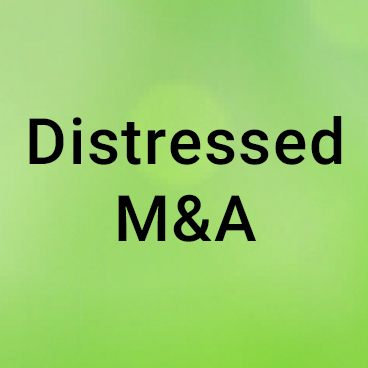 Virtual Event – Distressed M&A Webinar