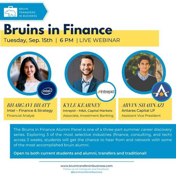 Bruins in Finance