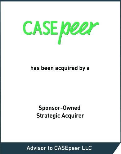 CASEpeer LLC